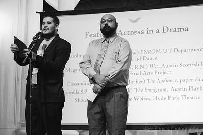 Presenters Ben Bazan & Adam Martinez