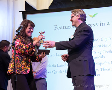 Outstanding Featured Actress in a Comedy: Amber Quick