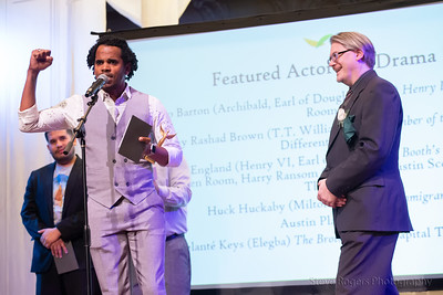 Outstanding Featured Actor in a Drama: Delanté Keys
