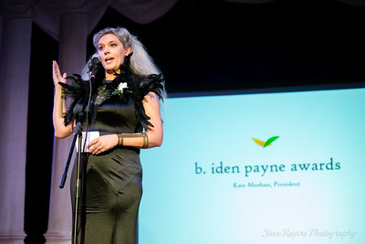 b. iden payne awards - Kate Meehan, president speaks