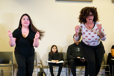 Fly Girl: A Staged Reading of a New Screenplay 11/9/2019