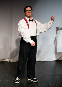 "Mark Gindick performs ""Wing-Man"", his original theatrical piece without one spoken word and winner of United Solo Theatre Festival's BEST ONE-MAN SHOW."