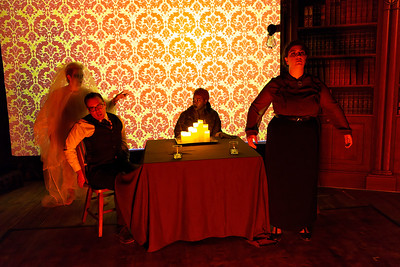 5th Annual Fresh Squeezed Ounce of Opera - The Seance
