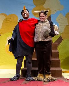 Acorn & Robin  - Pollyanna Theatre Company - 5/10/2019