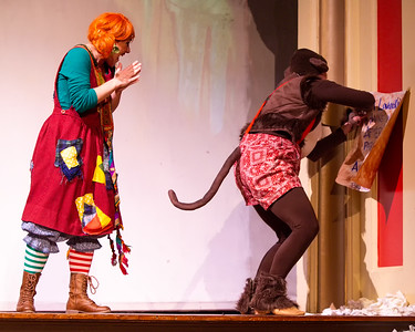 Pippi Longstocking's After Christmas Party 12/1/2018