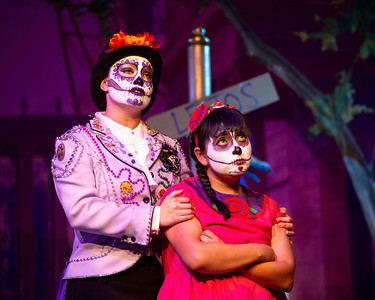 ROSITA Y CONCHITA: a Día de los Muertos Play in English and Spanish 10/11/2019