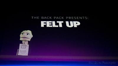The Back Pack Presents: Felt Up 11/3/2017