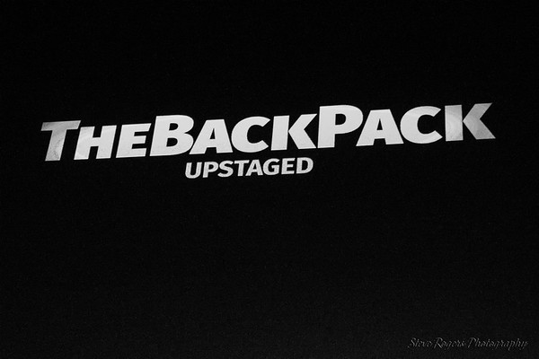 The Back Pack Presents Upstaged