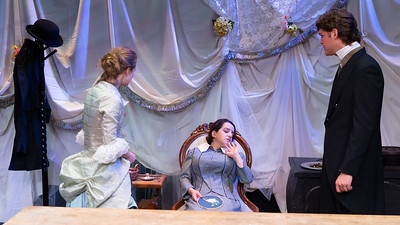 Miss Julie by Filigree Theatre