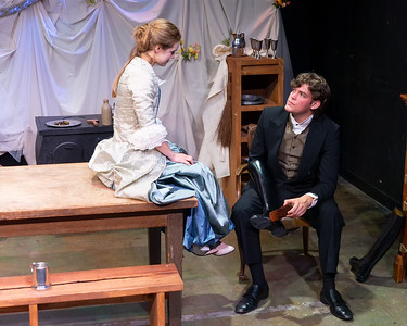 Miss Julie by Filigree Theatre