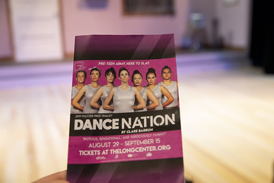 Dance Nation - Theatre en Bloc