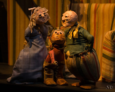 The Crapstall Street Boys: A Trouble Puppet Show