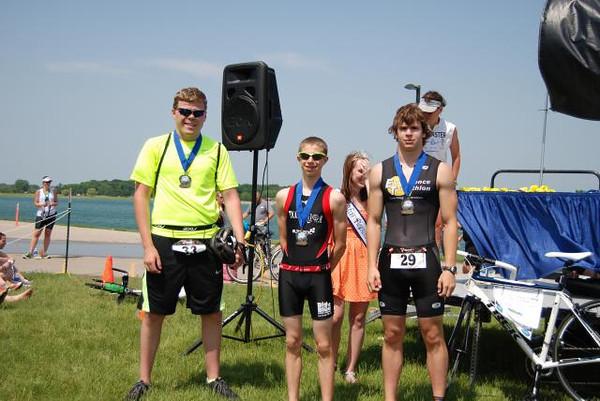 Pleasant Prairie Triathlon 2013