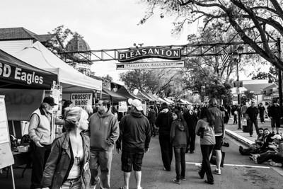 Cinco De Mayo Festival 2014. Pleasanton, CA, USA