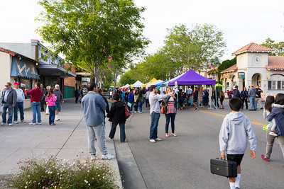 Cinco De Mayo Festival 2014. Pleasanton, CA, USA