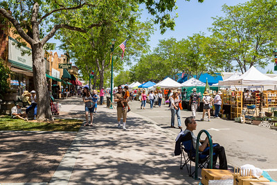 Pleasanton Antique Fair (5-25-2014) - Pleasanton, CA, USA