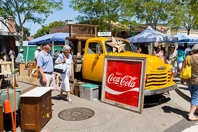Pleasanton Antique Show (5-25-2014) - Pleasanton, CA, USA