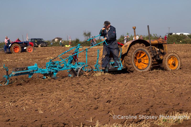 Mendip Ploughing Society Match 2011