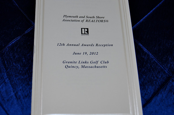 Plymouth & S.Shore Assoc of Realtors 12th Awards