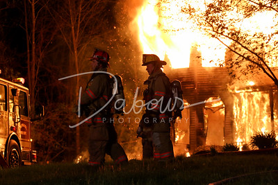 Pohatcong Twp Structure Fire April 25, 2019