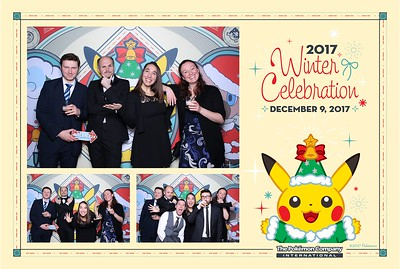 Pokemon 2017 Holiday Party