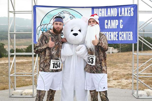 Polar Bear Mud Run Team Photos