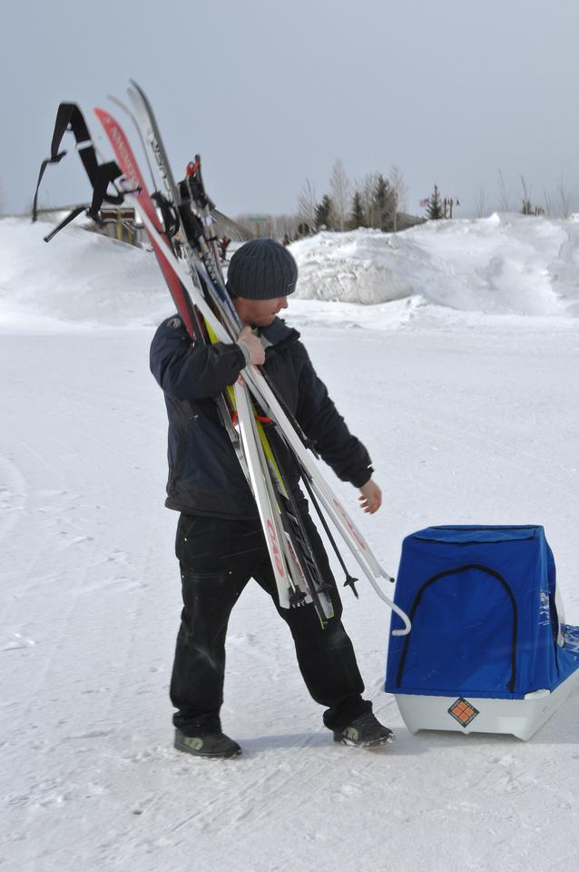 Pole Pedal Paddle