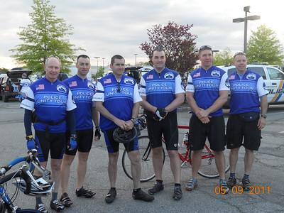 Police Unity Tour 2011