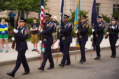 2013 National Police Week 5K, Saturday, May 11, 2013