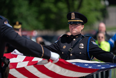 United States Capitol Police Honor Guard (photo by Jeff Malet)