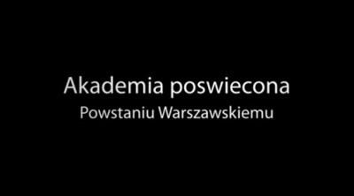 Powstanie Warszawskie po latach