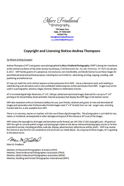 Copyright and Licensing Notice-Andrea Thompson