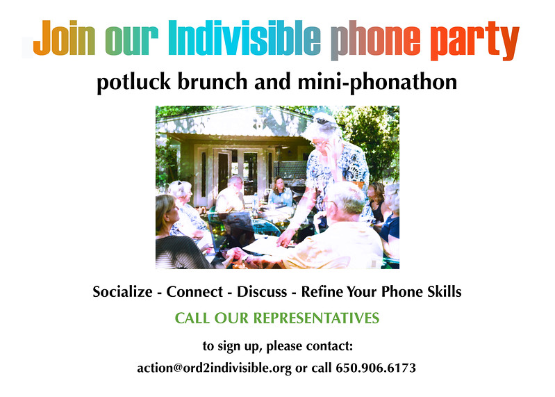 Join our phone party