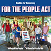 For the People Act group photo