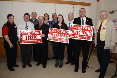 Paul Hinterlong Fundraiser - 2015-03-02 - Naperville VFW Post 3873, Naperville, Illinois