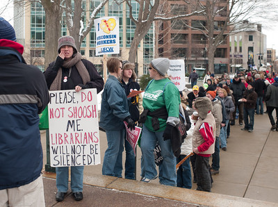 Madison Demonstration 110227