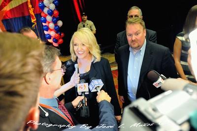 Governor Jan Brewer