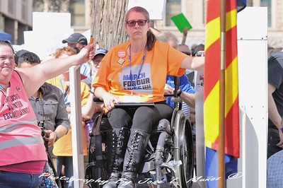 Jennifer Longdon --Survivor, Giffords Arizona Coalition