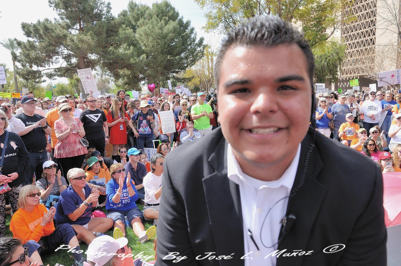 Jacob Martinez --American Youth in Politics