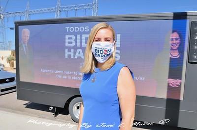 Phoenix Mayor Kate Gallego