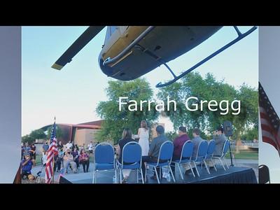Farrah Gregg--Mother of Michael Gregg