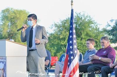 Richard Estrada III--LULAC National Youth President
