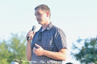 Dr Adam McCray--CEO Vet Center