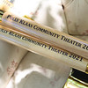 The Polly Klaas Foundation celebrated donors and supporters during a groundbreaking ceremony for the Polly Klaas Community Theater held on May 7, 2021 at the theater site and Petaluma City Council Park. Victoria Webb/For the Argus-Courier
