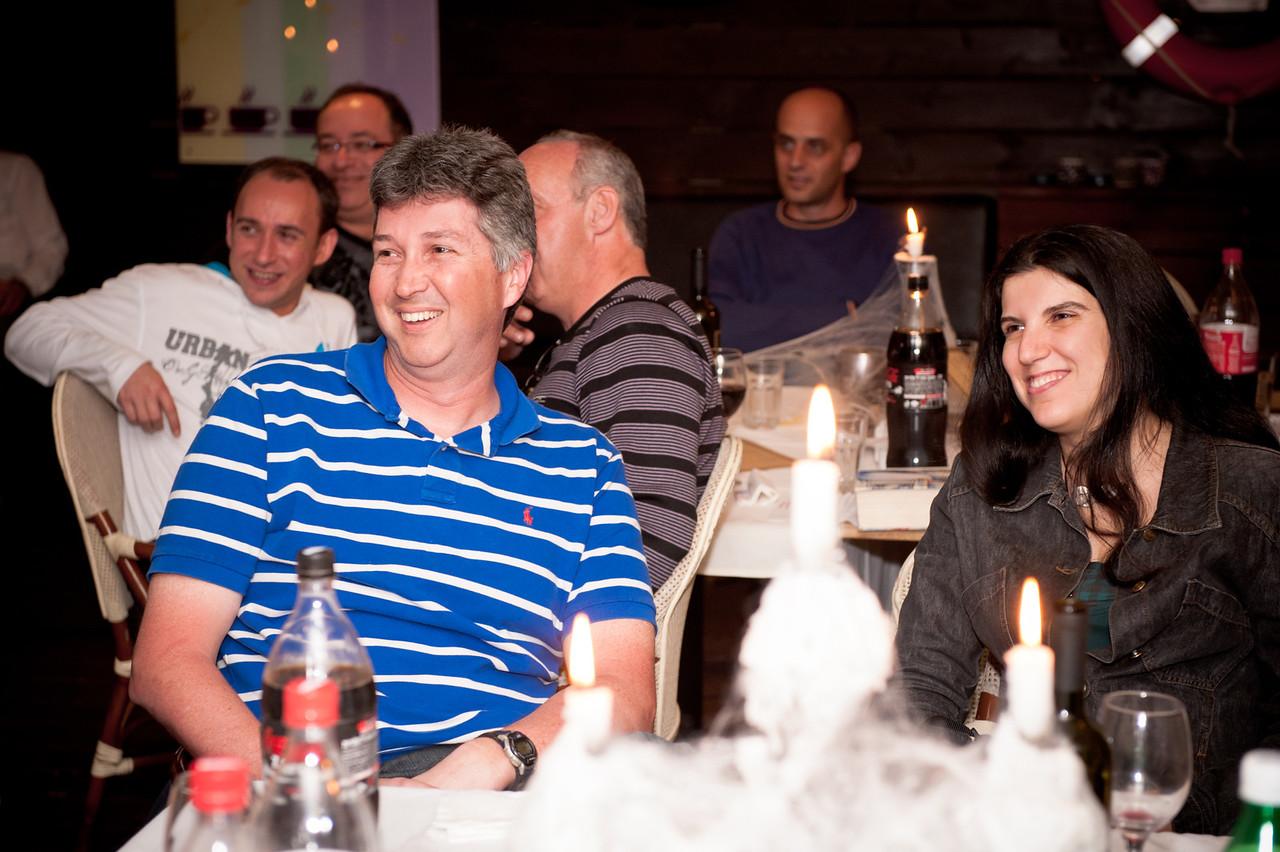 Shai Farkash and Yehudit Shuva