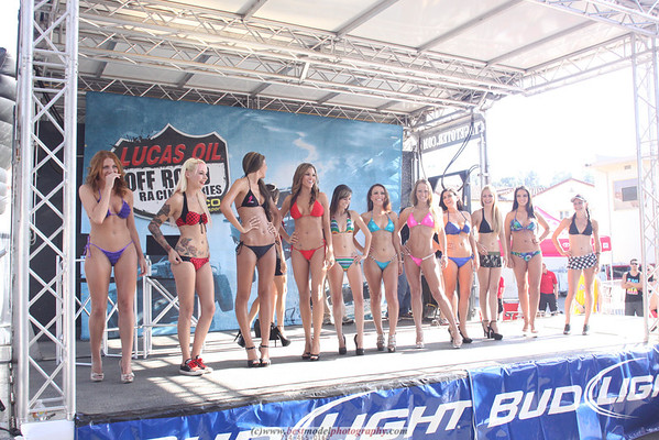 Pomona Off-Road Expo 2012 Bikini Contest