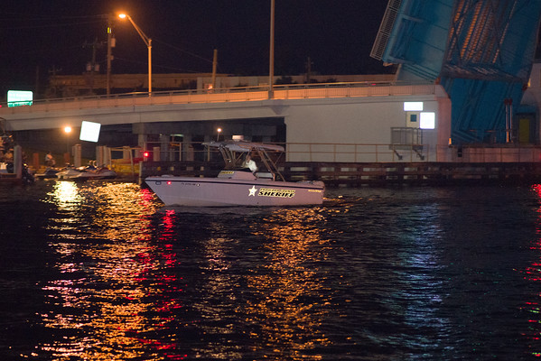 Pompano Holiday Boat Parade 2012