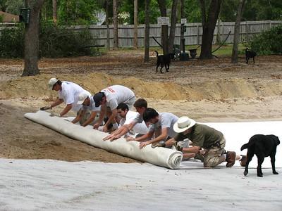 Pond Re-Construction