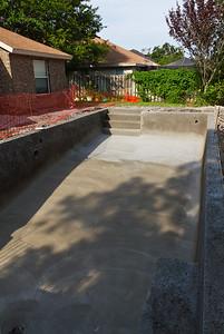 Concrete done...