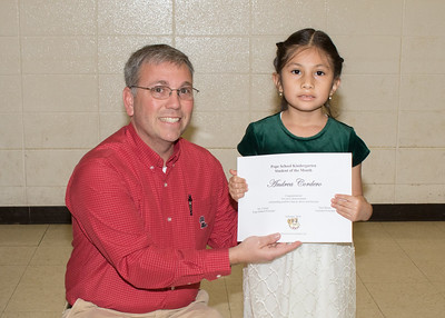 Pope Student of the Month  03022018